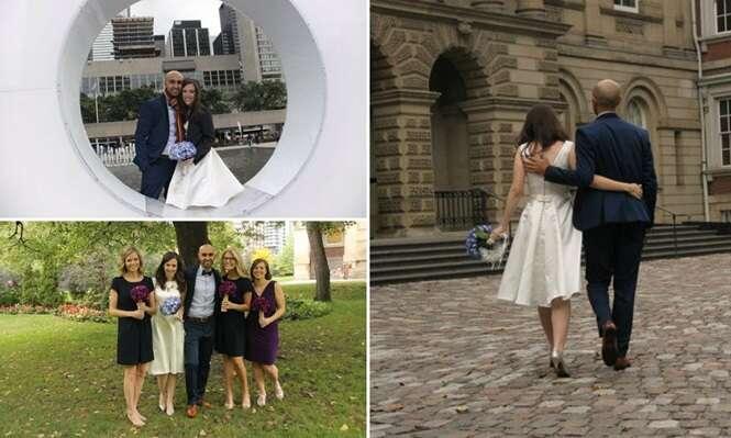Casal cancela festa de casamento para ajudar refugiados sírios