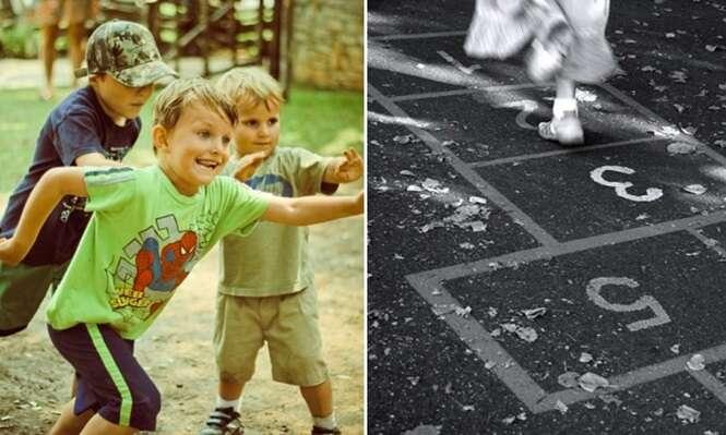 Brincadeiras da infância que nunca devem deixar de existir