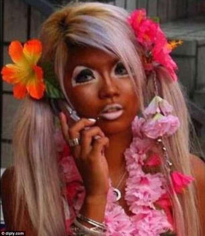 Piores maquiagens de todos os tempos