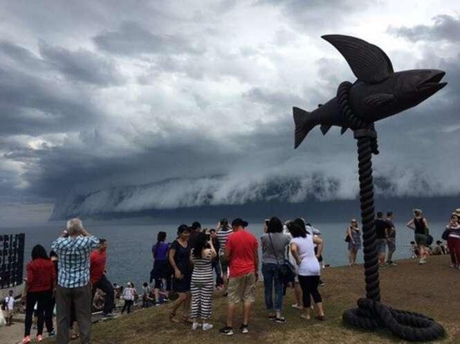 Resultado de imagem para Nuvem de Tsunami