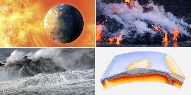 Desastres que poderiam levar ao fim do mundo inesperadamente