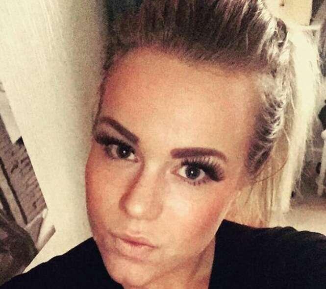 MISTRESS: Green's 'girlfriend' Chelsea Ninn