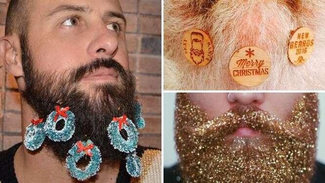 Modelos de barba para usar neste Natal