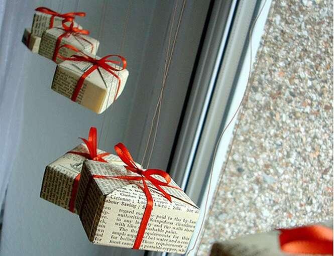 Decorações de Natal que vão deixar sua casa mais bonita