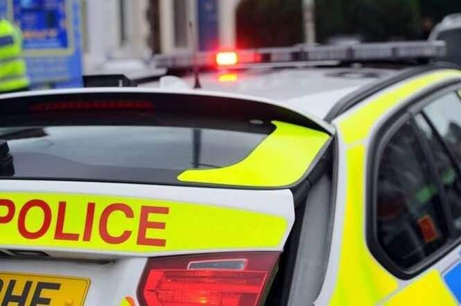 Viciado em adrenalina liga para a polícia para pedir pra ser perseguido
