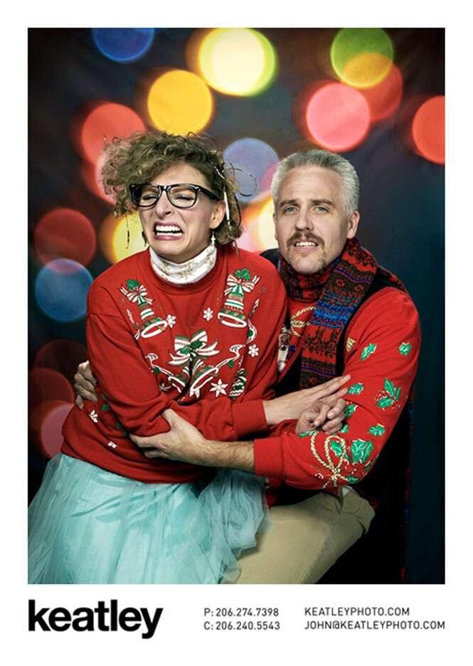 Fotos de Natal que não fazem o menor sentido