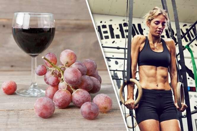 Taça de vinho tem mesmo efeito que exercitar-se na academia