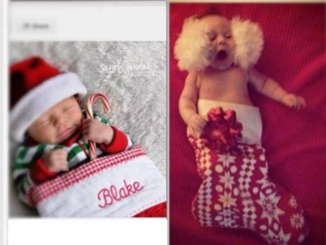 Projetos de Natal que não deram muito certo