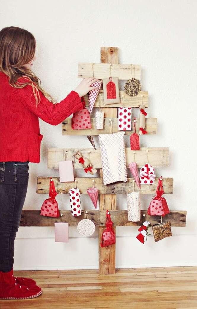 Ótimas alternativas para as árvores de Natal