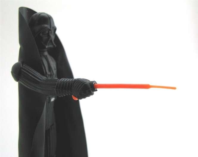 Os mais caros bonecos de Star Wars