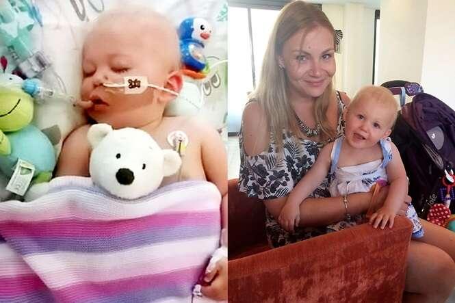 Bebê milagrosamente volta à vida depois de máquina que o mantinha vivo ter sido desligada