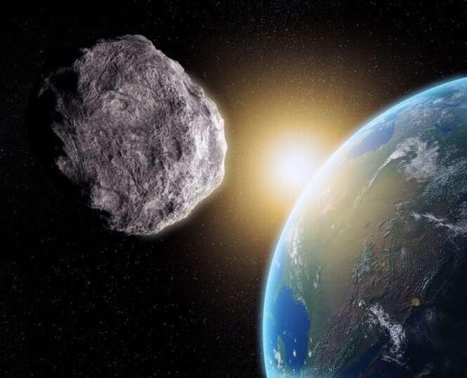 Asteroide gigante capaz de causar terremotos e erupções vulcânicas passa esta noite pela Terra