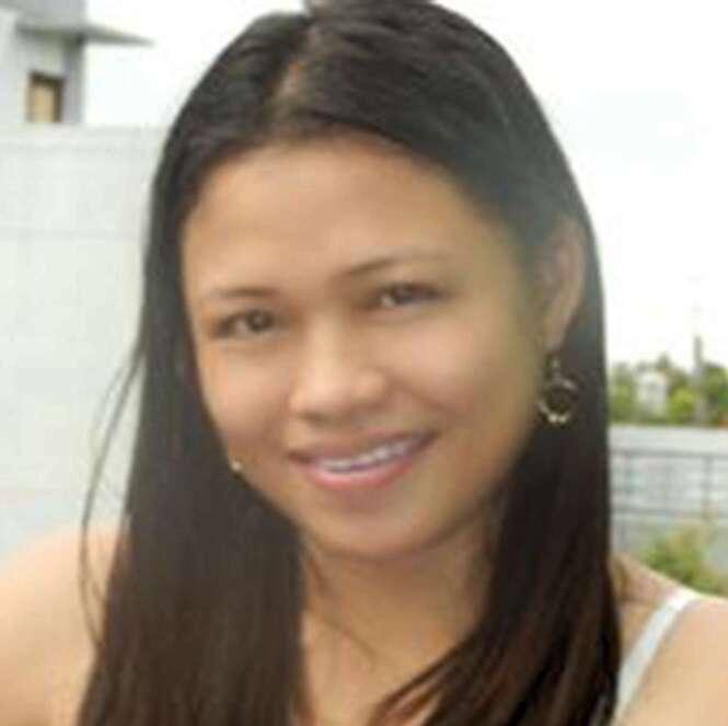 Iza Samontes, de 27 anos.