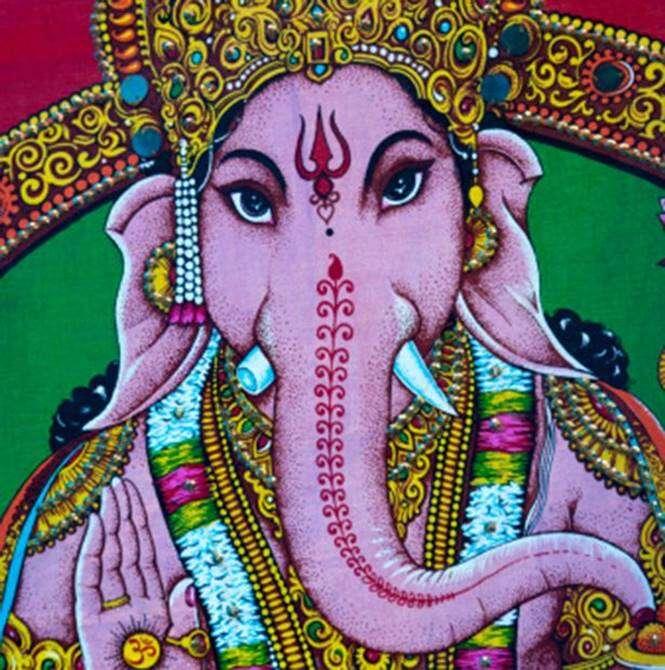Lord Ganesha (Deus Elefante)