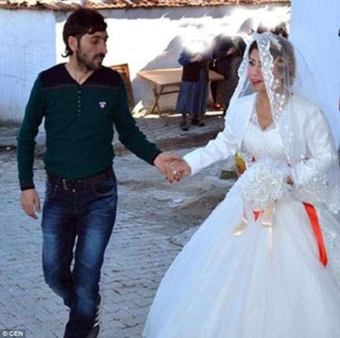Noiva engana homens os fazendo se casar com ela antes de desaparecer levando os presentes de casamento