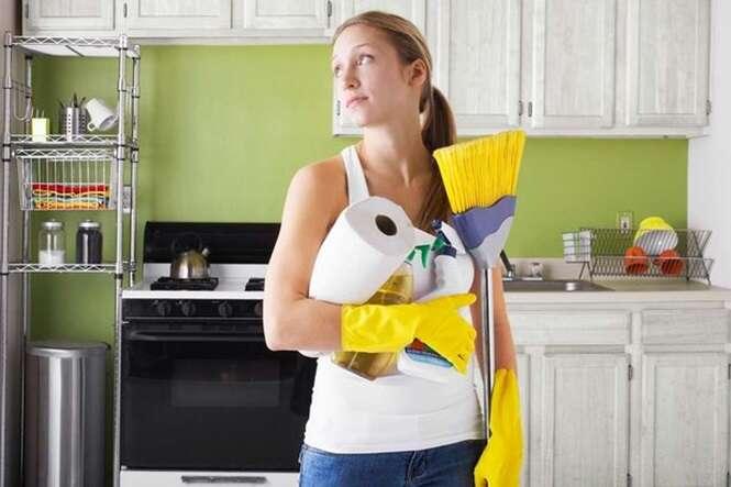 Deixar a casa limpa demais é perigoso para a saúde de seus filhos