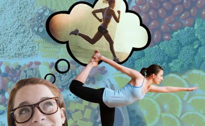 Coisas que possuem efeitos semelhantes a frequentar academias