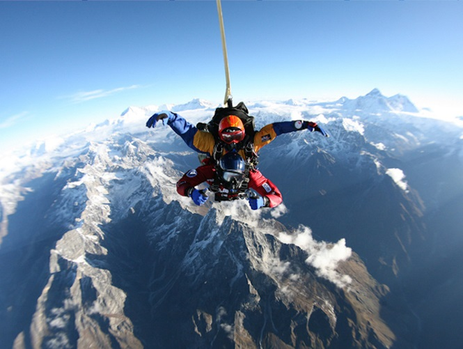 Foto: Everest Skydive