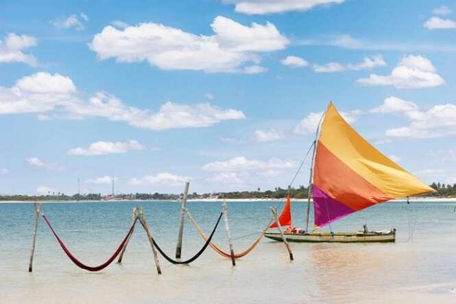 Lugares mais românticos para conhecer no Brasil