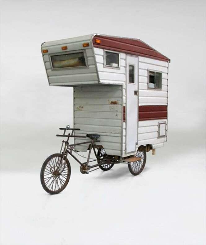 Bicicletas inovadoras e curiosas