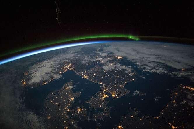 Fotos incríveis do planeta que foram capturadas por astronautas