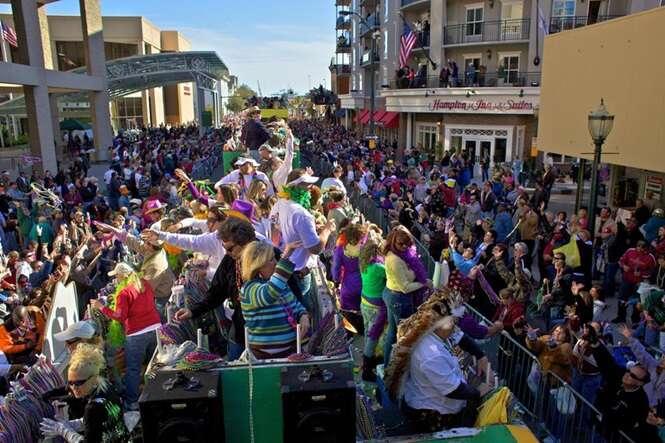 Lugares diferentes para passar o Carnaval