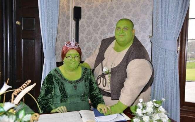 As mais estranhas cerimônias de casamento do mundo