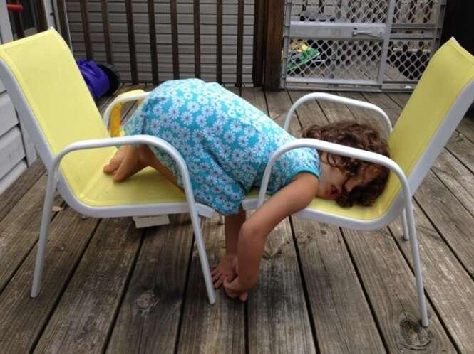 """Crianças que não conseguem """"segurar"""" o sono"""