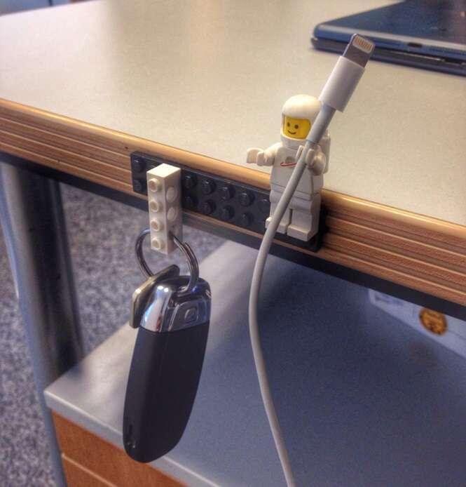 Formas de usar o Lego para resolver seus problemas