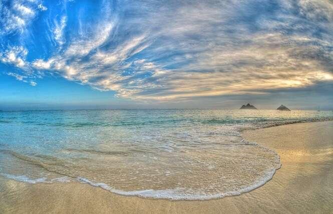 Belas praias para curtir as férias