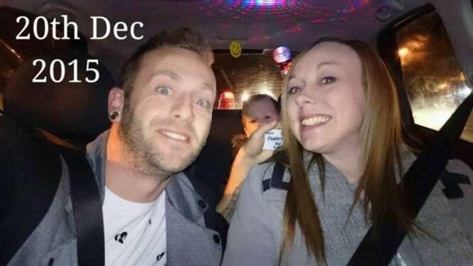 Homem passa 5 meses tirando 150 fotos com pedido de casamento oculto para a namorada