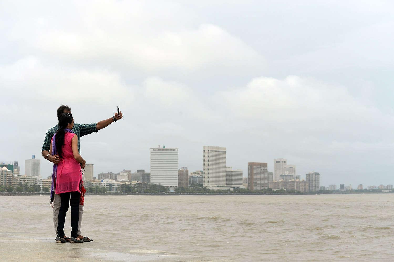 Cidade indiana proíbe selfies