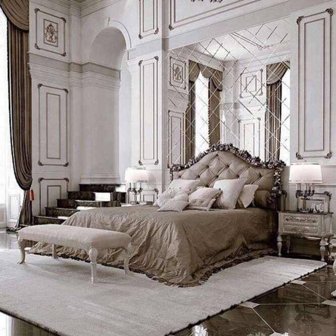 Quartos de luxo nos quais você gostaria de passar uma noite