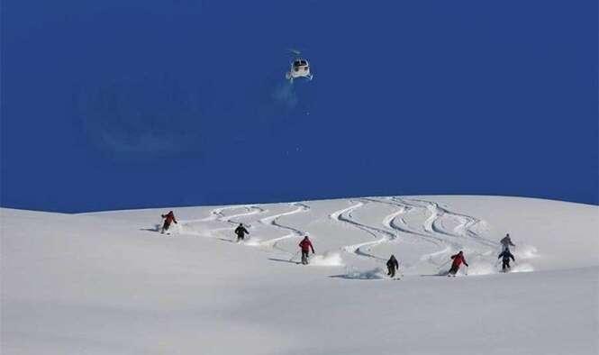 Foto: Mica Mountain Lodge