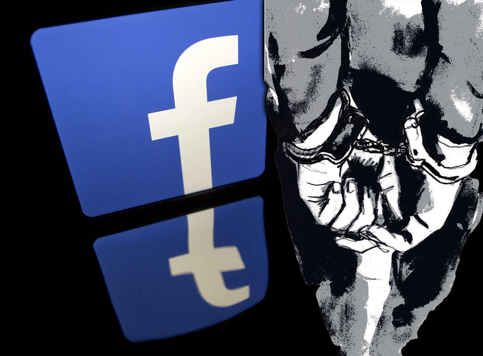 Mulher deve pegar 1 ano de prisão por marcar uma pessoa indevidamente no Facebook