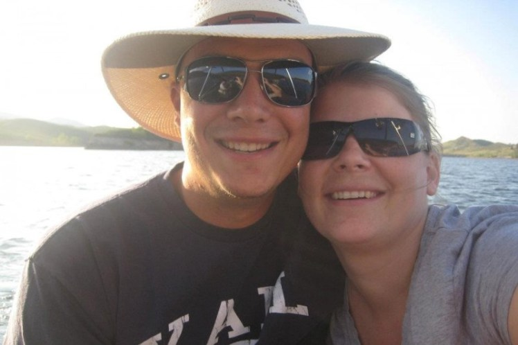 Marido morre em acidente enquanto levava esposa grávida a hospital para dar à luz