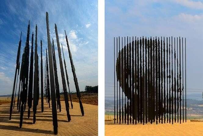 Esculturas com perspectiva que farão você questionar a realidade