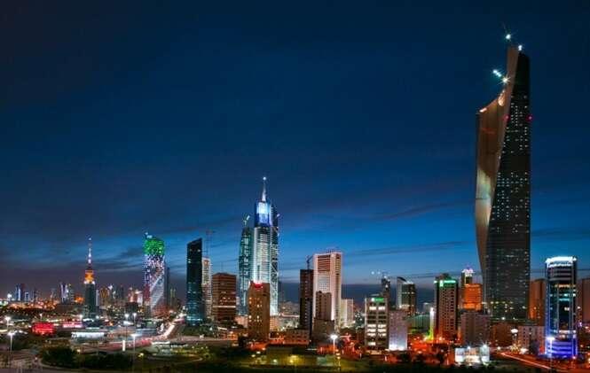 Os mais altos e impressionantes edifícios do mundo