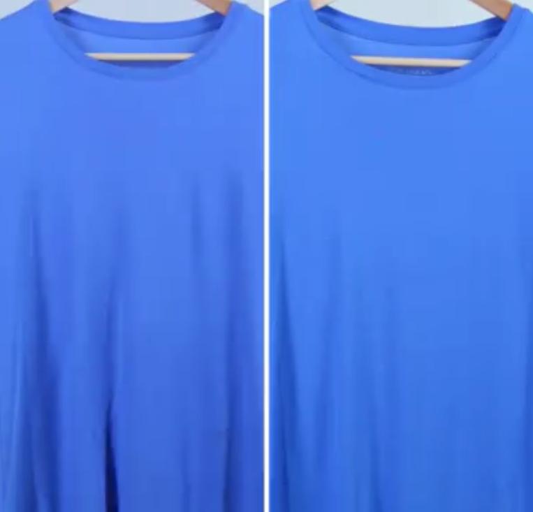 Aprenda como desamassar roupas sem usar o ferro de passar