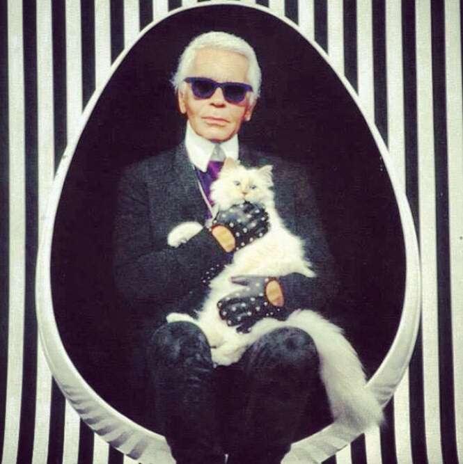 Foto: Karl Lagerfeld