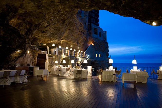 Foto: Grotta Palazzese