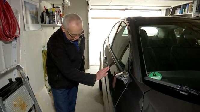 Homem oferece mais de R$ 4 mil a quem encontrar foliões que deixaram marca de sêmen em seu carro