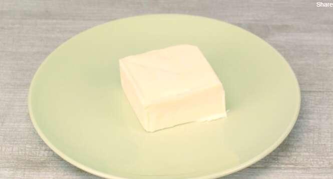 Como amolecer manteiga congelada de forma simples e prática?