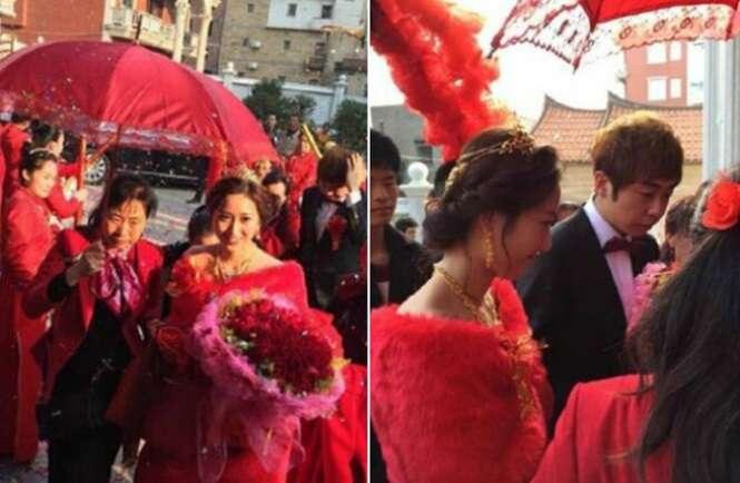 Internautas questionam casamento afirmando que homem presentou noiva com R$ 61 milhões e um jato particular