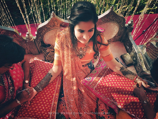 Fotógrafo usa apenas seu iPhone para registrar imagens incríveis de casamentos