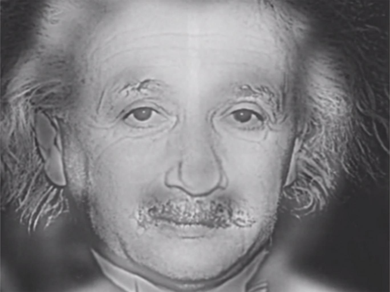 Quem você vê na imagem? Dependendo da resposta, você pode ser míope!