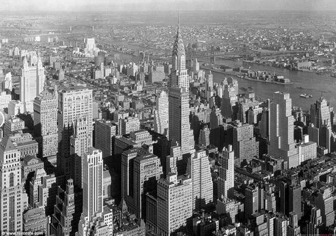 Antes e depois mostrando como cidades mundialmente famosas mudaram ao longo dos anos