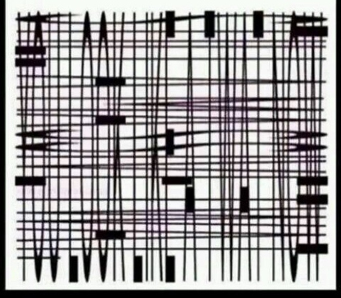 Ilusões de ótica que vão mexer com seu cérebro