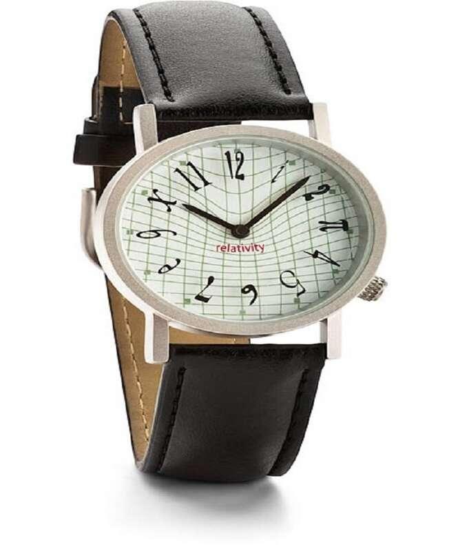 Relógios de pulso nada comuns