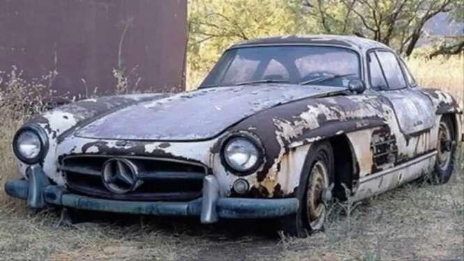 Mercedes Benz Quebec >> 15 fotos de carros de luxo abandonados em Dubai